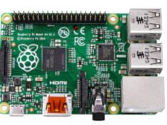 Rapsberry Pi B+